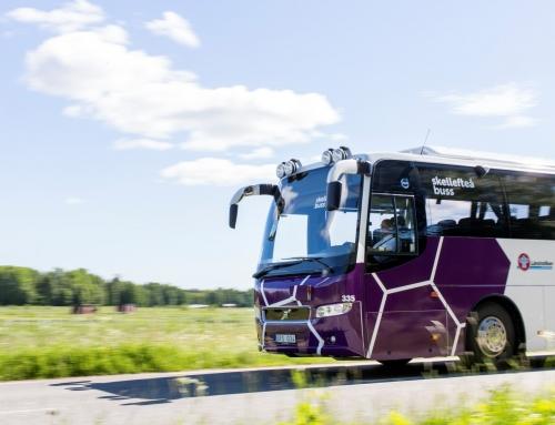 Miljöutbildning för Skellefteåbuss